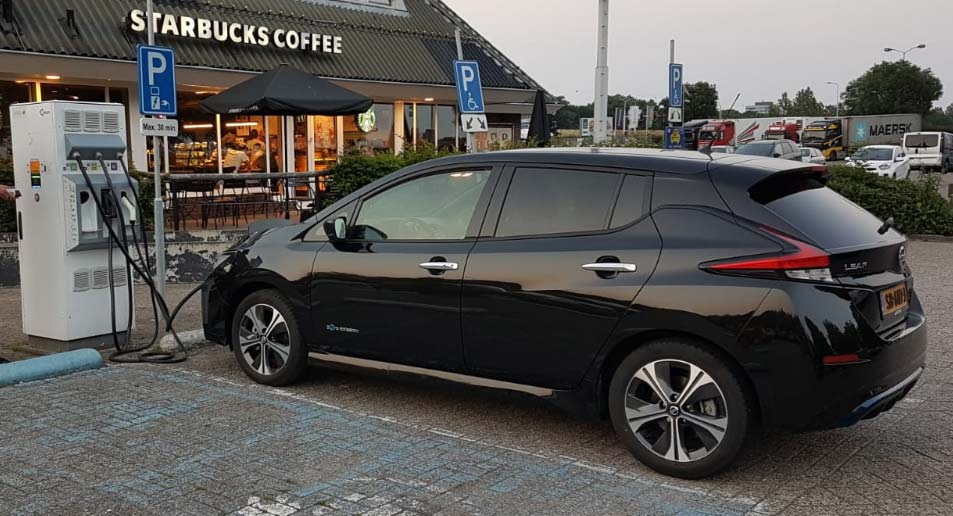XRP winst auto gekocht