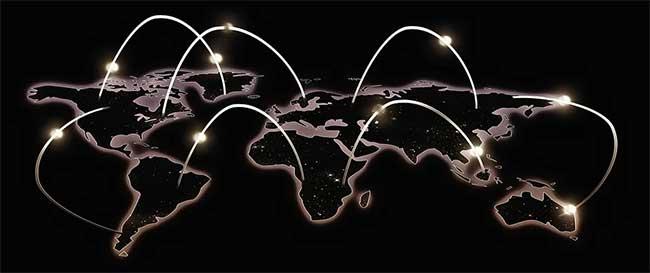 Wereldwijd betalen met Stellar